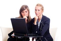 Businesswoman Team Stock Images