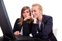 Businesswoman Team Royalty Free Stock Image