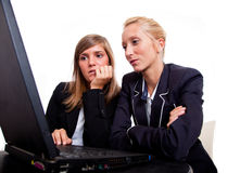 Businesswoman Team Royalty Free Stock Photos