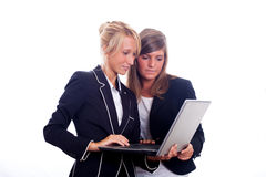 Businesswoman Team Stock Image