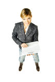 Businesswoman from Top Stock Photos