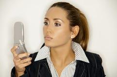 Businesswoman V Stock Photography