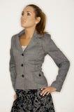 Businesswoman V Royalty Free Stock Image