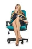Businesswoman woman Royalty Free Stock Photos