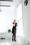 Businesswoman in the workplace Stock Photos