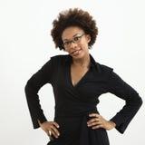 businesswoman wyjątkowy Fotografia Royalty Free
