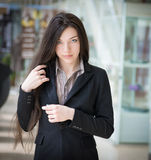 Businesswoman. Royalty Free Stock Photography