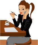 Businesswoman13 Royalty Free Stock Image