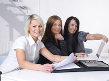Businesswomen Stock Photo
