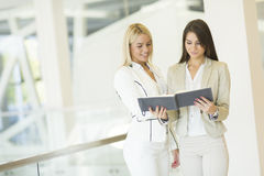 businesswomen foto de stock