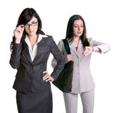 Businesswomen Coworkers Royalty Free Stock Image