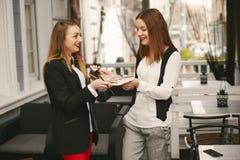 businesswomen fotos de stock royalty free