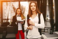 businesswomen fotografia de stock