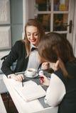 businesswomen imagem de stock royalty free