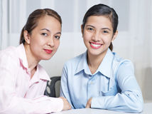 Businesswomen Portrait Stock Photography