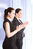 businesswomen success Στοκ φωτογραφία με δικαίωμα ελεύθερης χρήσης
