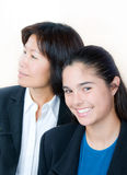 Businesswomen at Work Royalty Free Stock Images