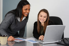 Businesswomen Stock Image