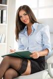 Businesswwoman Στοκ Εικόνες