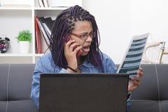 Busineswoman Immagine Stock Libera da Diritti