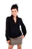 Busineswoman standing Stock Image