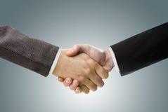 Businness Handshake Royalty Free Stock Photo