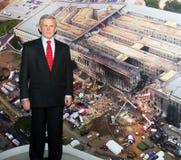 buskegeorge president w Arkivfoto