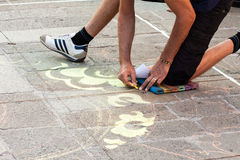 Busker Festival 2015 Royalty Free Stock Photography