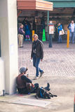 Busker Royalty Free Stock Images
