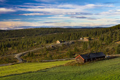 Buskerud, Norway Stock Photography