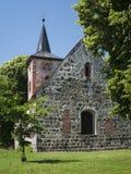 Buskow-Kirche Fotos de archivo