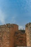Busra al-Sham Royaltyfri Fotografi