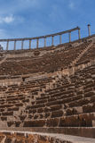 Busra al-Sham amfiteater Royaltyfri Bild