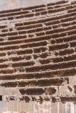 Busra al-Sham-amfitheater royalty-vrije stock afbeelding