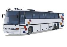 buss stock illustrationer