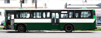 buss Arkivfoton