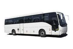 buss Royaltyfria Bilder