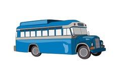 buss Royaltyfria Foton