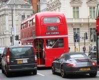 buss Royaltyfri Fotografi
