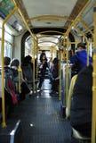 Buss i Peking Royaltyfri Foto