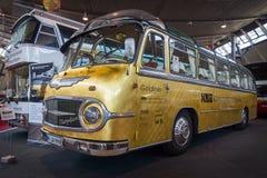 Buss Neoplan SH 9/10L Goldbus, 1957 Arkivfoton