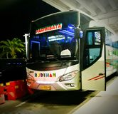 Buss Transportation royalty free stock photography