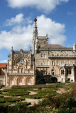 Bussaco Palace. The Palace Hotel do Bussaco is a remarkable Portuguese hotel located in the heart of a natural woodland reserve in Bussaco, Portugal Royalty Free Stock Photography