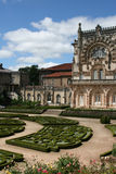 Bussaco Palace, Portugal. The Palace Hotel do Bussaco, Portugal Stock Images