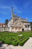 Bussaco Palace, Portugal Royalty Free Stock Images