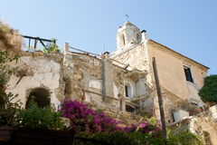 Bussana Vecchia Royalty Free Stock Photo