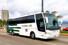 Busscar Vissta Buss γεια στοκ φωτογραφίες με δικαίωμα ελεύθερης χρήσης