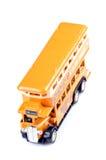 bussdäckaredouble arkivfoto