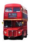 bussdäckaredouble Fotografering för Bildbyråer