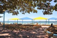 Busselton海滩,西澳州 图库摄影